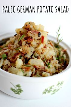Paleo Whole 30 and just extremely delicious! Will be making this side dish aga