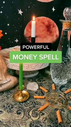 Witch Spell Book, Witchcraft Spell Books, Magick Spells, Luck Spells, Powerful Money Spells, Wiccan Magic, Pagan, Witch Rituals, Easy Love Spells