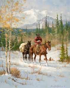 Western Painting | The Western Art Dealer: Should You Use Price-Per-Square Inch to Price ...
