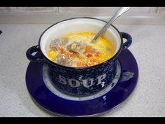 Reteta Ciorba de pipote si inimioare a la grec - YouTube Fondue, Google, Cheese, Ethnic Recipes, Diy, Greece, Do It Yourself, Bricolage