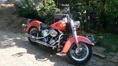 Di jual Harley Davidson Heritage tahun 2013. Hubungi 081288512327