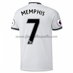 Jalkapallo Pelipaidat Manchester United 2016-17 Memphis 7 3rd Paita