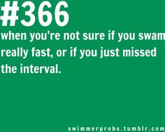 haha i usally miss the interval..