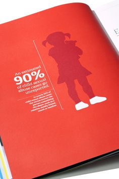 MagSpreads - Editorial Design and Magazine Layout Inspiration: Ms. Foundation for Women - 2012 Annual Report
