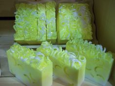 Honeysuckle Glycerin and Goat Milk Bar by thetranquilityladies