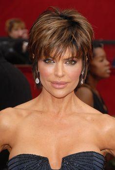 lisa rena hairstyles | Lisa Rinna - Photos - MSN Movies