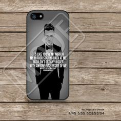 custom case for iphone samsung and etc Justin Timberlake 1 case