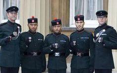 The Royal Gurkha Rifles