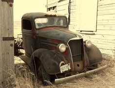 Old Chevy | Flickr - Photo Sharing!