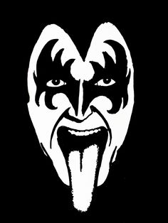 Gene Simmons Drawing | Gene Simmons Drawing