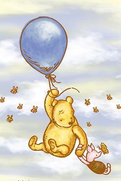 Winnie the Pooh. This would be an adorable tattoo