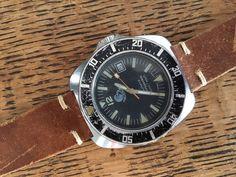 FS: vintage Nautilus Professional 500m diver (Eterna IDF bezel)
