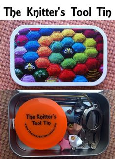 Knitters Tool Kits - so practical but fun