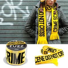 Want!! Crime scene scarf... Police Humor, Police Wife, Ideas Geniales, Outdoor Apparel, Scarf Design, Geek Girls, Up Girl, Look Cool, Scarf Styles