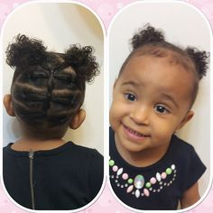 Natural Hairstyles For Little Black S With Short Hair Kids
