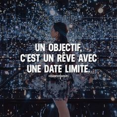 Un objectif, c'est un rêve avec une date limite. Aime et partage ton point de vue! ➡️ @scienceofwaves pour des citations motivantes! #scienceofwaves #citations #citation #réussite #motivation #inspiration #citationdujour #phrase #phrases #phrasedujour #penseedujour #proverbe #vie