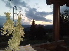 Great View, Log Homes, Greece, Sunset, Timber Homes, Greece Country, Wood Homes, Sunsets, Log Home