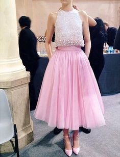 Prob a different colour skirt but ♡ this