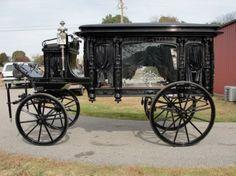 ... hearse restored restored carriage