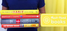27-Must-Read Fitness, Health, and Happiness Books