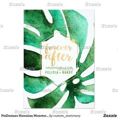 PixDezines Hawaiian Monstera/DIY Background color
