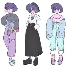 Art And Illustration, Character Illustration, Arte Indie, Creation Art, Drawing Anime Clothes, Arte Sketchbook, Look Girl, Cute Art Styles, Ex Machina