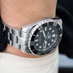 Watch Bands – 22mm Super Oyster Watch Bracelet for SEIKO SNZF17 Sea Urchin, Diver Clasp, Brushed Offers | Mens Replacement Watch Straps and Bands