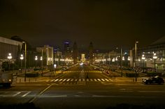Zona de Montjuïc, Barcelona | Flickr - Photo Sharing!