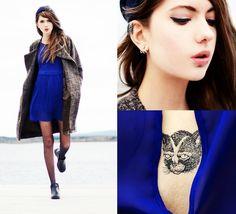 Inklings Tattoo, Ebba Z For Sin Dress, Glass Boutique Hat, Regal Rose Earrings