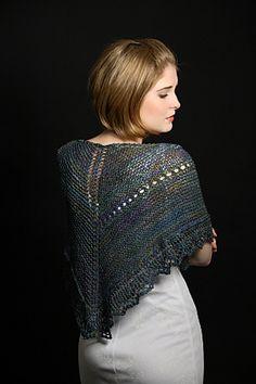 Ravelry: Magic Shawl pattern by Alissa Barton