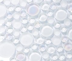 Mosaiikki kylpyhuoneen shampoosyvennyksiin / Glacier Moon Metallic White, arkkikoko 19 x 29.