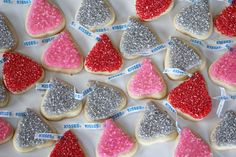 "Life Is Sweets: Hershey's Kiss, Kiss ""Dah-ling"" Cookies - Recipe Included"