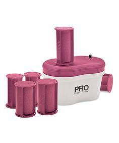 Pro Beauty Ionic Steam Setter Set by Pro Beauty #zulily #zulilyfinds