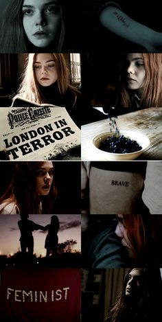 MARAUDERS ERA || aesthetics  Lily Evans Potter #hp