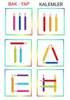 Kids Math Worksheets, Preschool Learning Activities, Infant Activities, Preschool Activities, Kids Learning, Activities For Kids, Teacher Cartoon, Classroom Arrangement, Speech Therapy Games