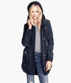 Parka | fall & winter must-have