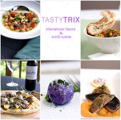 An Interview With Tasty Trix, International Flavors and World Cuisine