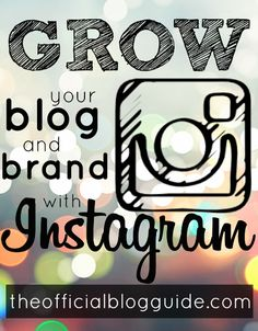 Grow Your Blog and B