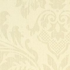 PARISIAN DAMASK,%0ABeige on Cream,%0AT3033,%0ACollection Texture Resource 2 from Thibaut