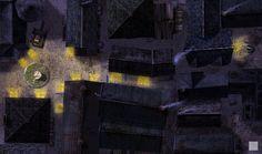 streets map night maps village deviantart rpg fantasy pathfinder lake diamond neighborhood area downtown