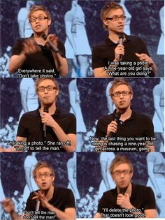 Mock the Week. Russell Howard :)