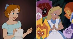 We Bet You Didn't Know These Characters Were Voiced by the Same Person | Whoa | Oh My Disney