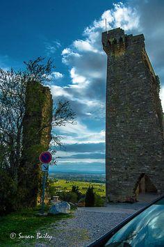 Chateau Neuf du Pape Ruins #photographytalk #france #landscape