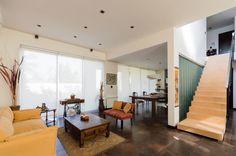 Salones modernos de Carbone Fernandez Arquitectos