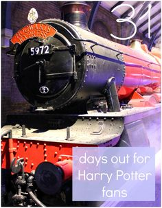 My top 31 days out for Harry Potter fans in the UK - including filming locations from across England, Scotland and Wales, plus walking tours, London's top Potter spots and events to celebrate the 20th anniversary of the first book's publication
