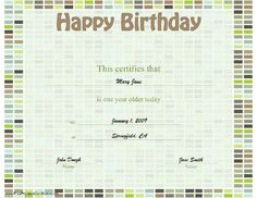 Certificate Borders Free Download Cool A Certificate Of Participation In A Simple Pastel Font With A Few .