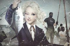 Paz Fishing~ Mgs