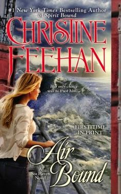 #Book #Review: Air Bound by Christine Feehan release day! + giveaway | I Smell Sheep
