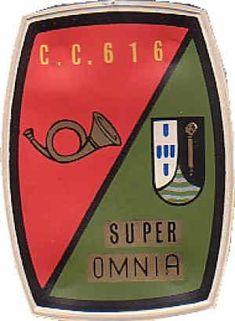 Companhia de Caçadores 616 do Batalhão de Caçadores 619 Guiné 1964/1966