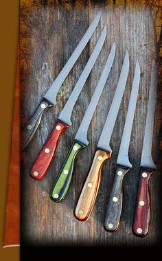Knife Group Photo